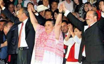 César Duarte, exgobernador de Chihuahua tenía en su nómina secreta, según el Ministerio Público, a políticos del PRI e integrantes del clero de alta jerarquía.- Foto de Reuters