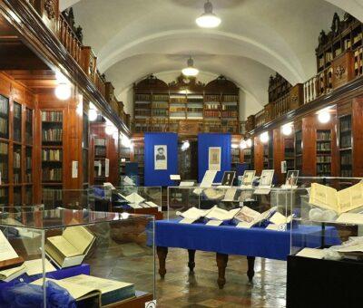 El proyecto CODICIS tiene el cometido de formar recursos humanos para la conservación de archivos y bibliotecas patrimoniales. (Especial)