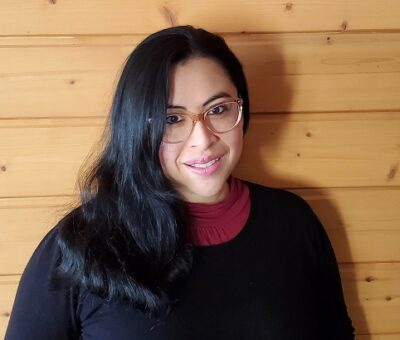 Mariana Rosas Olvera, Egresada BUAP, es monitor de ensayos clínicos en la farmacéutica Amgen Francia. (Especial)