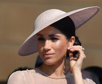 En esta foto de archivo tomada el 22 de mayo de 2018, la duquesa de Sussex Meghan Markle asiste al cumpleaños número 70 del Príncipe de Gales en el Palacio de Buckingham. (Foto de Dominic Lipinski / POOL / AFP).