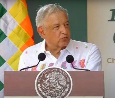 El presidente López Obrador recordó la expresión racista del presidente del INE, Lorenzo Córdova. Foto: Especial