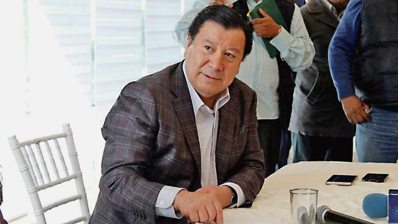 Gerardo Sosa Castelán, líder del llamado Grupo Universidad o Sosa Nostra. Foto: Especial.