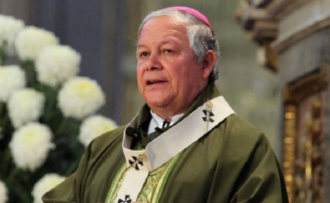 El arzobispo de Puebla, Víctor Sánchez Espinosa señaló que ante las condiciones sanitarias que persisten en Puebla, se decidió no realizar la procesión del Viernes Santo. (Especial)
