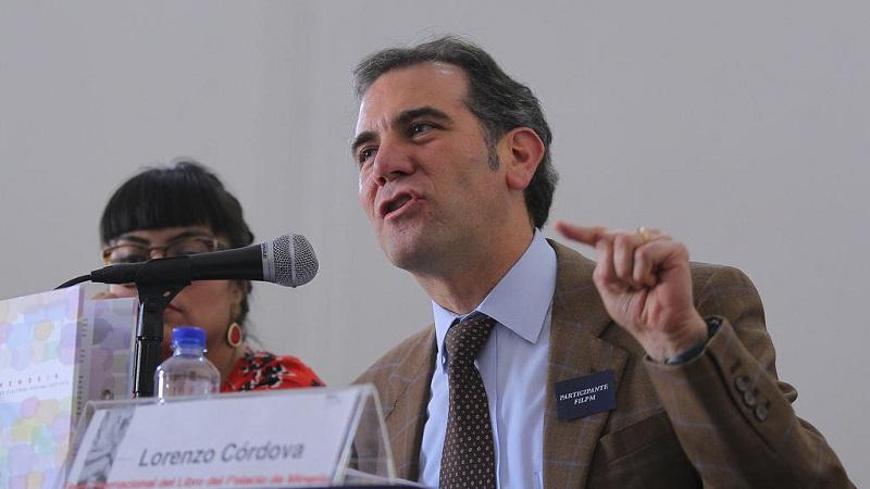 Defiende Morena en San Lázaro solicitud de juicio político contra Lorenzo Córdova Vianello y Ciro Murayama Rendón en el INE. (Especial)
