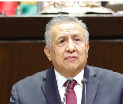 El legislador, Saúl Huerta, fue separado del cargo después de que el grupo parlamentario de Morena en la Cámara de Diputados aprobó este domingo separarlo del cargo luego de ser acusado por presuntamente abusar sexualmente de dos menores de edad. (ESPECIAL)