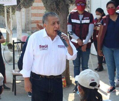 Suspende Morena derechos políticos de Saúl Huerta, diputado señalado de abuso sexual contra menores. (Especial)