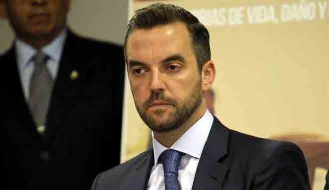 A Jorge Luis Lavalle le imputan recibir sobornos de Emilio Lozoya para aprobar la reforma energética, derivado del caso Odebrecht. (Archivo).