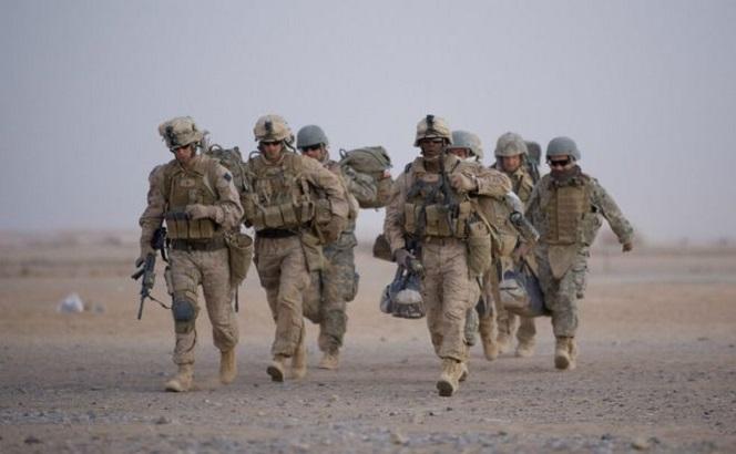 Las fuerzas estadounidenses comenzaron a retirarse de dos bases en Afganistán, a comienzos de marzo de 2020. / Agencia AFP