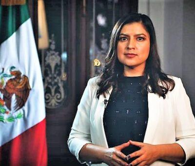 Claudia Rivera Vivanco Foto: Ayuntamiento de Puebla
