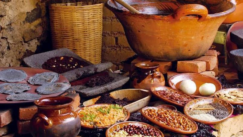 Cocina mexicana, patrimonio de la humanidad. Tomada de YouTube