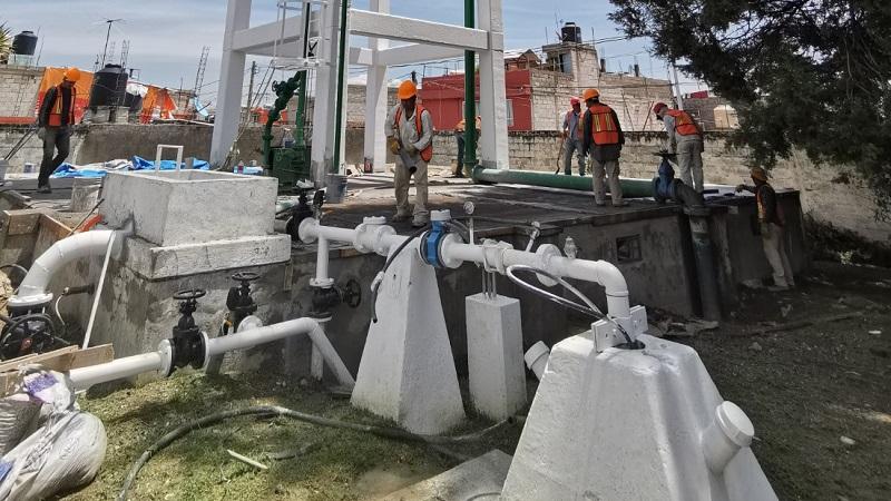 Agua de Puebla continua este año con el Plan de Contingencia. (Especial)