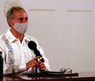 En México se alcanzará la inmunidad de rebaño contra el Covid-19 entre agosto y septiembre, estimó Hugo López-Gatell, subsecretario de Prevención y Promoción de la Salud. (Especial)