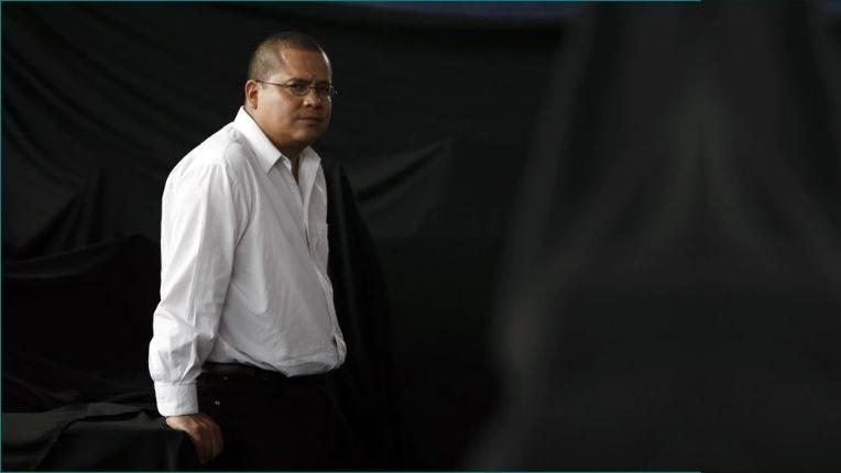 """El escritor mexicano Julián Herbert, autor de """"La Casa del Dolor Ajeno"""". MARIO RUIZ / EFE"""