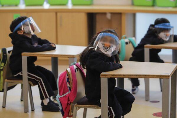 Anuncian la intervención de 15 mil escuelas de cara al retorno a las aulas. (Especial)