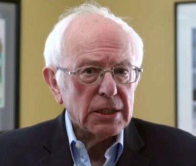Bernie Sanders, senador de Estados Unidos. Foto: Especial.