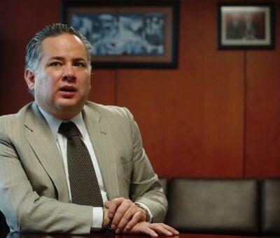 Santiago Nieto Castillo, titular de la Unidad de Inteligencia Financiera de la SHCP. Foto Cristina Rodríguez / Archivo