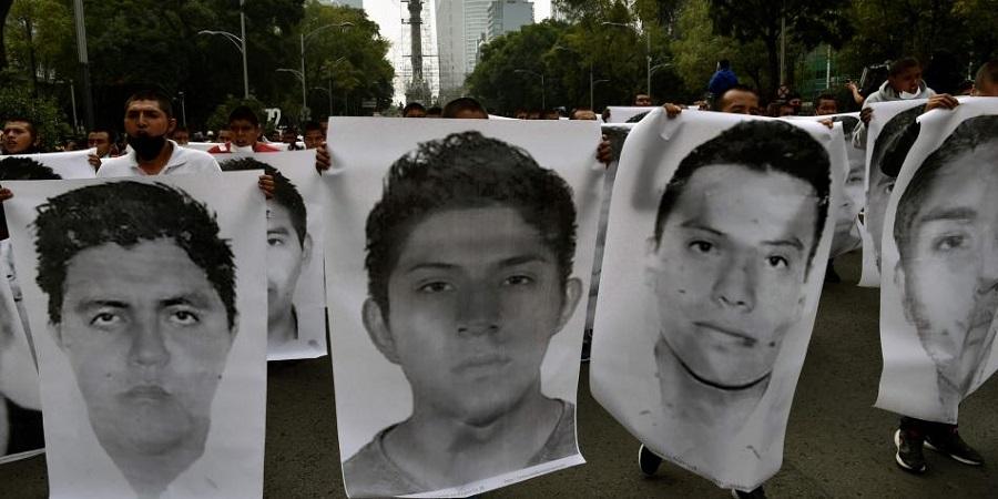 Jhosivani Guerrero es la segunda víctima identificada por el Gobierno de López Obrador. FOTO Por: Rodrigo Arangua / AFP