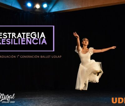 Ballet UDLAP uno de los Equipos Representativos Culturales, celebra la graduación de su primera generación. (Especial)