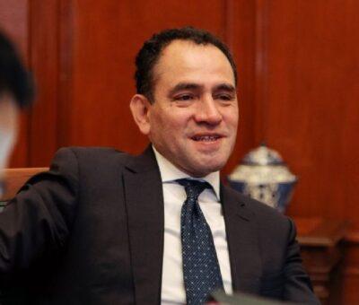 Arturo Herrera, secretario de Hacienda y Crédito Público. Foto: Twitter @ArturoHerrera_G