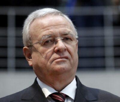 Tiempo de lectura: 2 min. El ex director ejecutivo de Volkswagen Martin Winterkorn. Foto Ap / Archivo