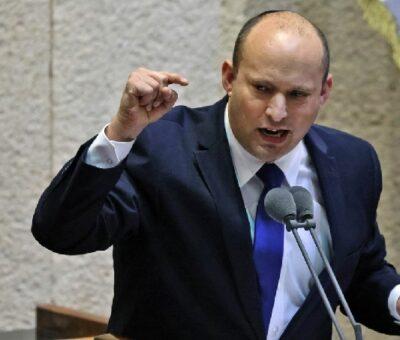Naftali Bennett, nuevo primer ministro de Israel. Foto AFP