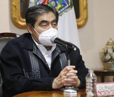 Barbosa afirma que su gobierno no intervendrá en elección de rector de la UAP. (Especial)