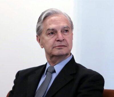 Luis Ernesto Derbez, rector de la UDLAP y ex Secretario de Relaciones Exteriores y de Economía con el panista Vicente Fox. Crédito: Archivo