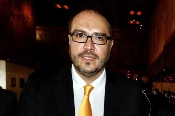 Sesión convocada en Congreso para desaforar a diputados federales Mauricio Toledo (foto) y Saúl Huerta fue suspendida hasta nuevo aviso. Crédito: Archivo