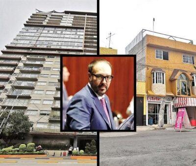 Red de presuntos prestanombres habría permitido al diputado Toledo realizar operaciones de compra-venta en al menos 12 inmuebles, según UIF.