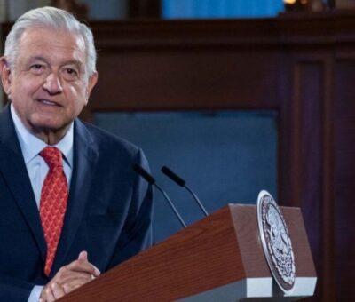 "El presidente Andrés Manuel López Obrador considera que el bloqueo a Cuba es ""inhumano"". (Especial)"