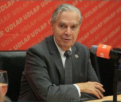 Resultado de auditorías decidirá permanencia de Derbez en la rectoría de la UDLAP: Patronato