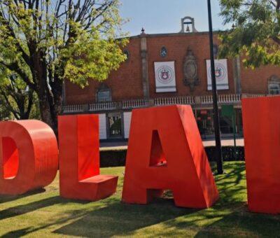 Instalaciones de la UDLAP. Foto: Facebook @universidaddelasamericaspuebla