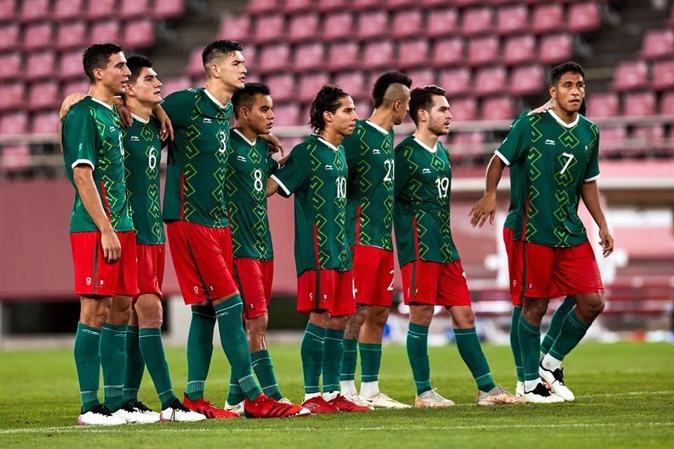 La mala puntería en los penales acompañó al Tricolor. Crédito: Mexsport