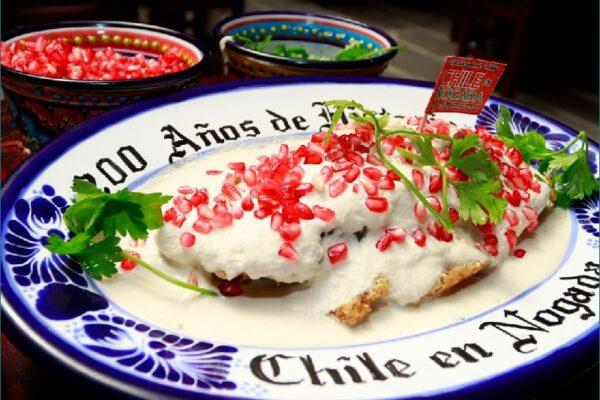 Chile en Nogada (Enfoque)