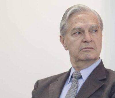 Luis Ernesto Derbez. Foto: Miguel Dimayuga