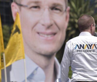 Ricardo Anaya, excandidato presidencial. Foto: Eduardo Miranda