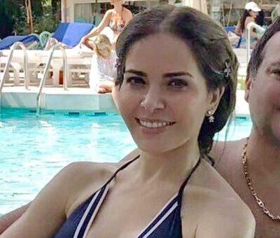 Investiga FGR a Gloria Trevi y su esposo, Armando Gómez, por lavado de dinero. (Reforma)