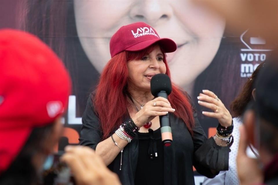 Tribunal Electoral del Poder Judicial de la Federación ratificó el triunfo de la morenista Layda Sansores en Campeche. Crédito: Twitter