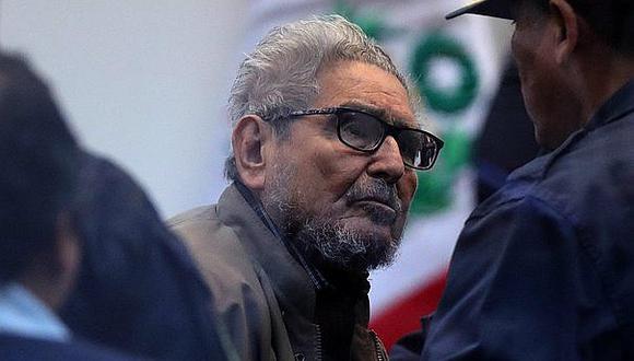 Abimael Guzmán falleció a los 86 años | Foto: Archivo El Comercio.