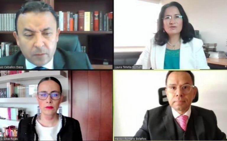 La Sala Regional Ciudad de México del TEPJF revocó la sentencia del tribunal local que anuló las diputaciones de representación proporcional / Foto: Twitter @TEPJF_SRCDMX