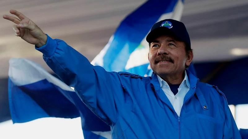 El 7 de noviembre próximo, Daniel Ortega buscará reelegirse por cinco años más, para ello, el sátrapa ha encarcelado a 36 líderes opositores y profesionales independientes, entre ellos a cinco aspirantes de la oposición a la Presidencia. (EFE)
