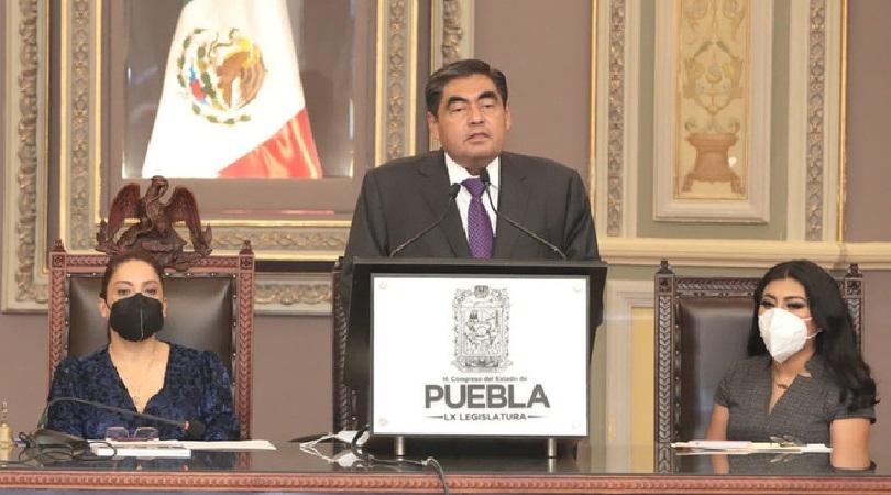Luis Miguel Barbosa Huerta. (Especial)