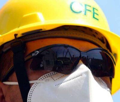 Óscar Mireles / Agencia Reforma | CFE tiene actualmente 91 mil 544 trabajadores.